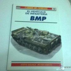 Militaria: CARROS DE COMBATE Nº 13, EDICIONES OSPREY. VEHICULO INFANTERIA BMP. Lote 50977709