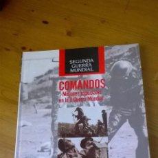 Militaria: TÍTULO COMANDOS, EDICIONES TIME LIFE FOLIO ISBN 978-84-413-2693-4. Lote 50978604