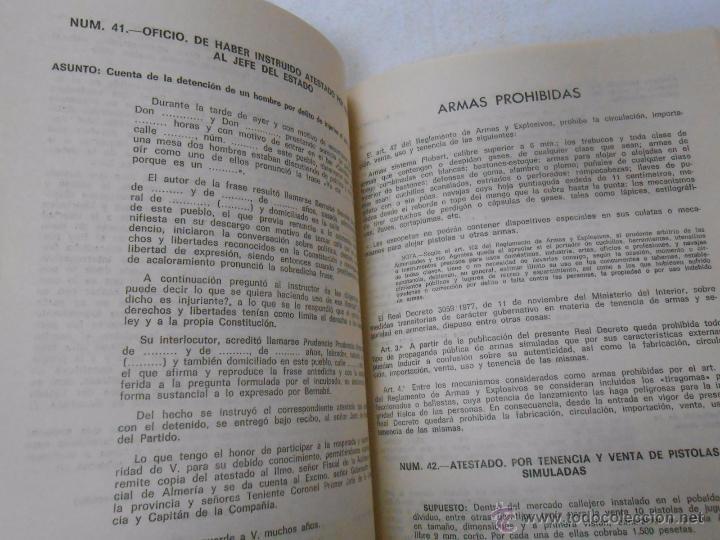 Militaria: Ley de enjuiciamiento criminal. Biblioteca del Guardia Civil. 1980. TDK252 - Foto 2 - 51048140