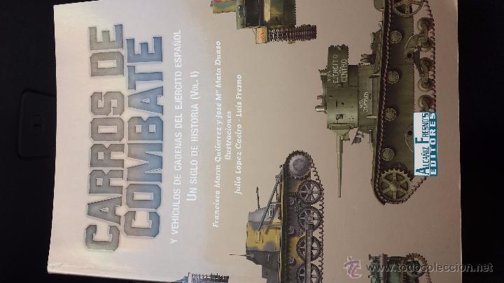 Militaria: Militar libro carros de combate un siglo de historia 3 volúmenes completo 750 pags lujo nuevo - Foto 2 - 110555466