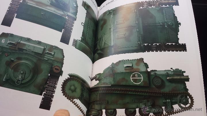 Militaria: Militar libro carros de combate un siglo de historia 3 volúmenes completo 750 pags lujo nuevo - Foto 4 - 110555466