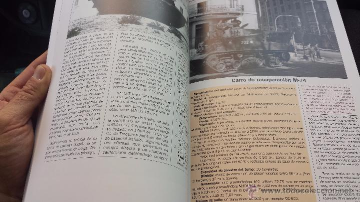 Militaria: Militar libro carros de combate un siglo de historia 3 volúmenes completo 750 pags lujo nuevo - Foto 7 - 110555466