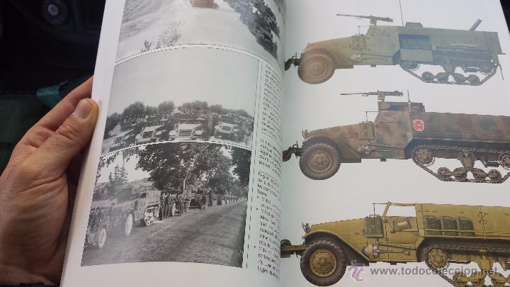 Militaria: Militar libro carros de combate un siglo de historia 3 volúmenes completo 750 pags lujo nuevo - Foto 8 - 110555466