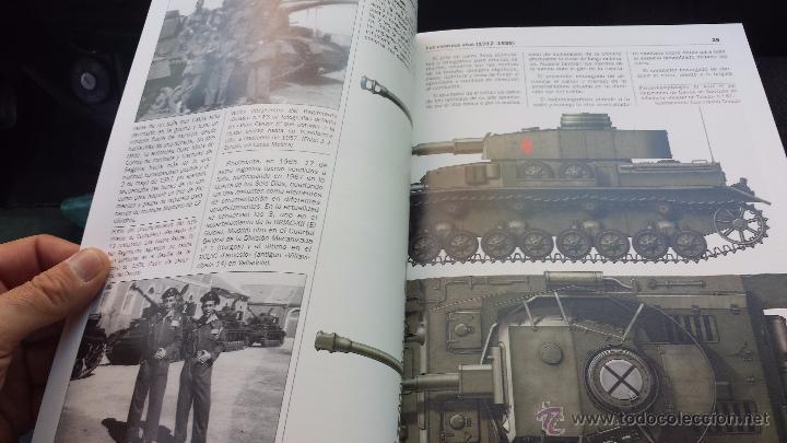 Militaria: Militar libro carros de combate un siglo de historia 3 volúmenes completo 750 pags lujo nuevo - Foto 9 - 110555466