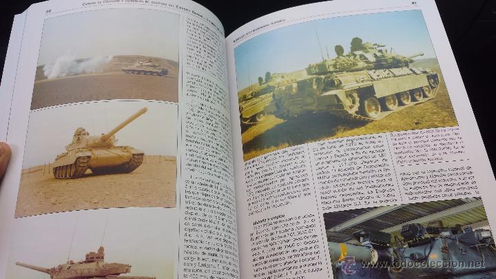 Militaria: Militar libro carros de combate un siglo de historia 3 volúmenes completo 750 pags lujo nuevo - Foto 11 - 110555466