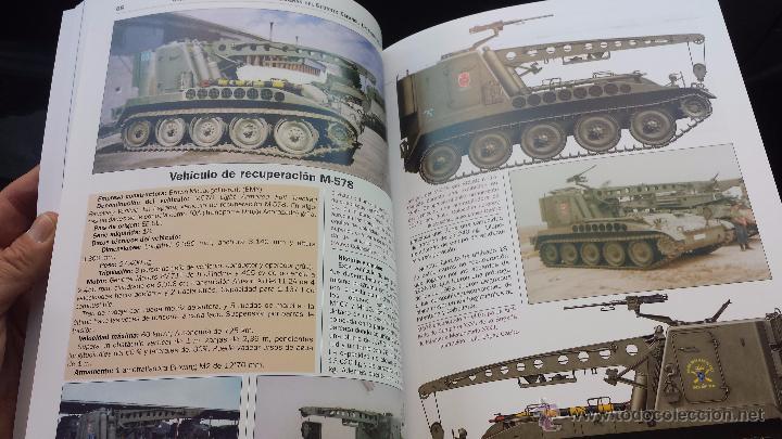 Militaria: Militar libro carros de combate un siglo de historia 3 volúmenes completo 750 pags lujo nuevo - Foto 12 - 110555466
