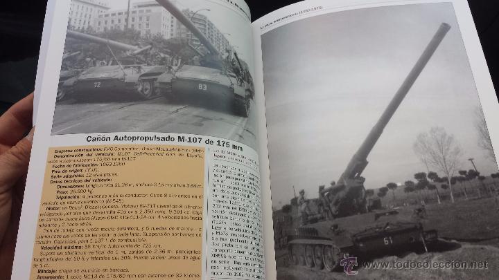 Militaria: Militar libro carros de combate un siglo de historia 3 volúmenes completo 750 pags lujo nuevo - Foto 13 - 110555466