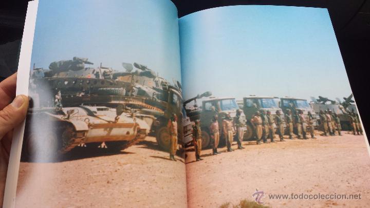 Militaria: Militar libro carros de combate un siglo de historia 3 volúmenes completo 750 pags lujo nuevo - Foto 14 - 110555466