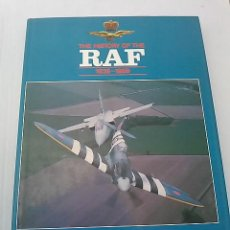 Militaria: THE HISTORY OF THE RAF-1939-1989-CHRISTOPHER CHANT-1990-180PAG -INGLES. Lote 51330734