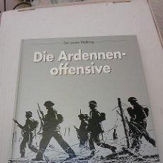 Militaria: DIE ARDENNEN-OFFENSIVE-ALEMAN-DER ZWEITE WELTRIEG. Lote 51331771