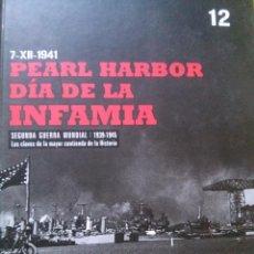 Militaria: PEARL HARBOR, DIA DE LA INFAMIA 1941. Lote 51457311