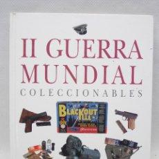 Militaria: LIBRO COLECCIONABLES DE LA II GUERRA MUNDIAL. Lote 51492539