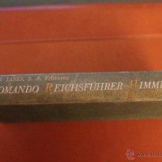 Militaria: COMANDO REICHSFUHRER HIMMLER. SVEN HASSEL. Lote 51744000