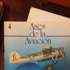 Militaria: ASES DE LA AVIACION. VOLUMEN 4, ED DELTA. Lote 52040794