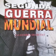 Militaria: LA GUERRA SECRETA I. Lote 52391479