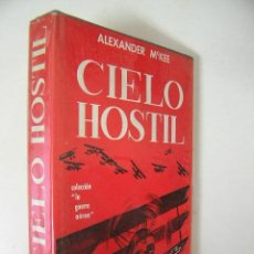 Militaria: CIELO HOSTIL,ALEXANDER MCKEE,1966,FERMIN URIARTE ED,REF MILITAR BS5. Lote 52425824