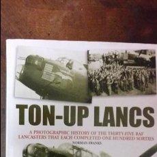 Militaria: NORMAN FRANKS. TON-UP LANCS.. Lote 52529902