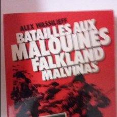 Militaria: BATAILLES AUX MALOUINES, FALKLANDS, MALVINAS. Lote 52555671
