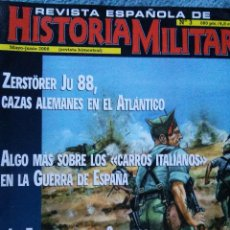 Militaria: REVISTA ESPAÑOLA DE HISTORIA MILITAR.. Lote 52691905