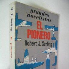 Militaria: EL PIONERO,SERLING,1980,EMECE ED,REF MILITAR BS2. Lote 52708043