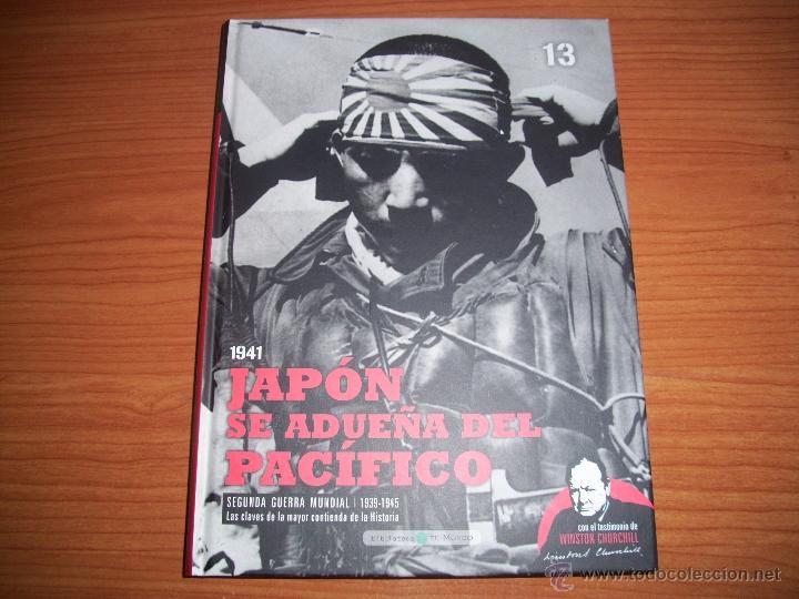 el mundo 2ª guerra mundial nº 13 japon se adu comprar libros