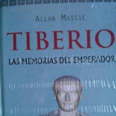 Militaria: TIBERIO. LAS MEMORIAS DEL EMPERADOR.. Lote 52897294