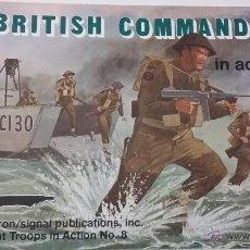 Militaria: BRITISH COMMANDOS, SQUADRON SIGNAL. Lote 53102353