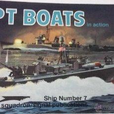 Militaria: PT BOATS. SQUADRON SIGNAL. Lote 53102395
