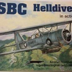 Militaria: CURTISS SBC HELLDIVER. SQUADRON SIGNAL. Lote 53120100