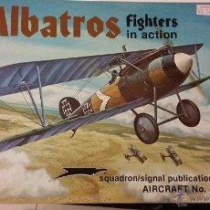 Militaria: ALBATROS FIGHTERS. SQUADRON SIGNAL. Lote 53120121