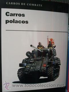 CARROS POLACOS. CARROS DE COMBATE. OSPREY (Militar - Libros y Literatura Militar)