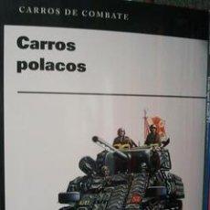 Militaria: CARROS POLACOS. CARROS DE COMBATE. OSPREY. Lote 53338999
