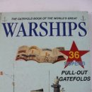 Militaria: L-200. WARSHIPS (BARCOS DE GUERRA). THE GATEFOLD BOOK OF THE WORLD'S GREAT. BROWN BOOKS. EN INGLES.. Lote 53351708