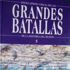 Militaria: GRANDES BATALLAS -HISTORIA DEL MUNDO. Lote 53505692