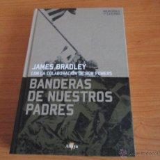 Militaria: MEMORIAS DE GUERRA ALTAYA: BANDERAS DE NUESTROS PADRES (JAMES BRADLEY). Lote 53706579