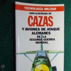 Militaria: CAZAS DE ATAQUE ALEMANES II GUERRA MUNDIAL. Lote 53778261