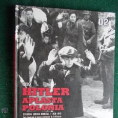 Militaria: HITLER APLASTA POLONIA. Lote 53782387