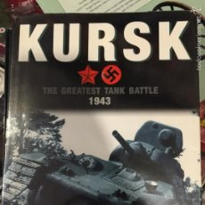 Militaria: KURSK. THE GREATEST TANK BATTLE 1943. Lote 53981444