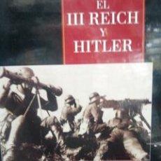 Militaria: EL III REICH Y HITLER. PUÑOS DE ACERO. Lote 53985685