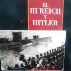 Militaria: EL III REICH Y HITLER. MANADAS DE LOBOS. Lote 53985701