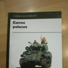 Militaria: CARROS DE COMBATE (OSPREY). CARROS POLACOS. Lote 54006129