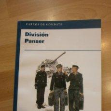 Militaria: CARROS DE COMBATE (OSPREY). DIVISIÓN PANZER. Lote 54006830