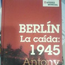 Militaria: BERLÍN. LA CAÍDA: 1945. Lote 54064848