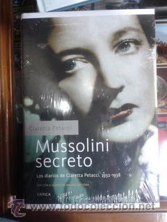 MUSSOLINI SECRETO (Militar - Libros y Literatura Militar)