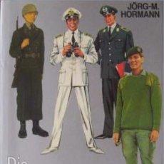 Militaria: UNIFORMES DE LAS FUERZAS ARMADAS DE ALEMANIA. Lote 54151603