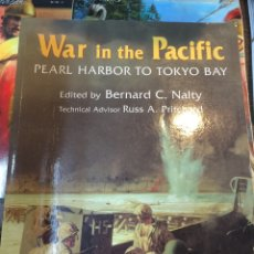 Militaria: WAR IN THE PACIFIC. PEARL HARBOR TO TOKYO BAY. Lote 54159117
