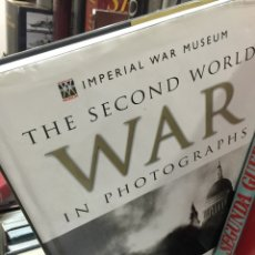 Militaria: THE SECOND WORLD WAR IN PHOTOGRAPHS. Lote 76585690