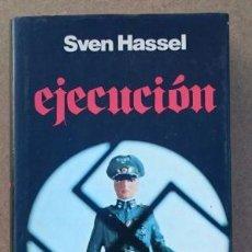 Militaria: EJECUCION – SVEN HASSEL. Lote 54472753