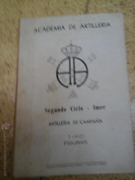 ARTILLERIA DE CAMPAÑA TACTICA (Militar - Libros y Literatura Militar)