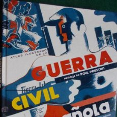 Militaria: GUERRA CIVIL ESPAÑOLA LIBRO GRAFICO. Lote 54604435